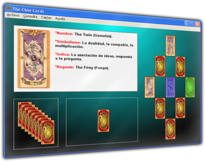 The Clow Cards