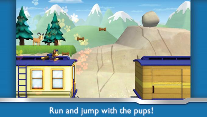 PAW Patrol: Cartoon Hero Dogs - Animal Adventure