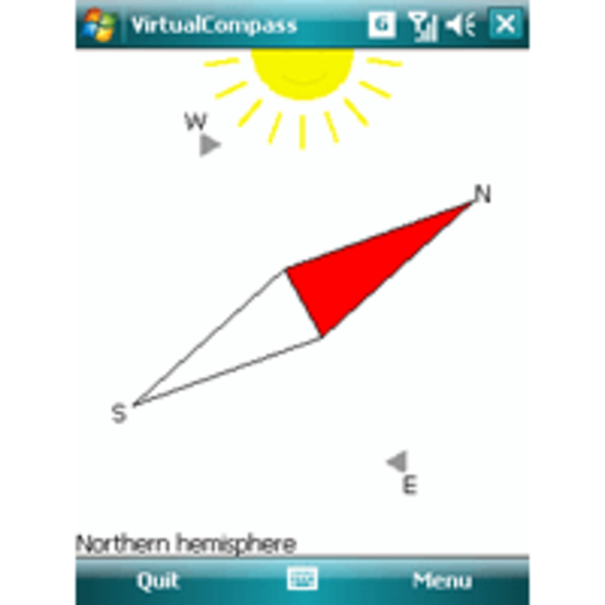 Virtual Compass