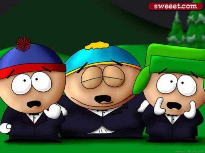 Watchout South Park Wallpaper Descargar