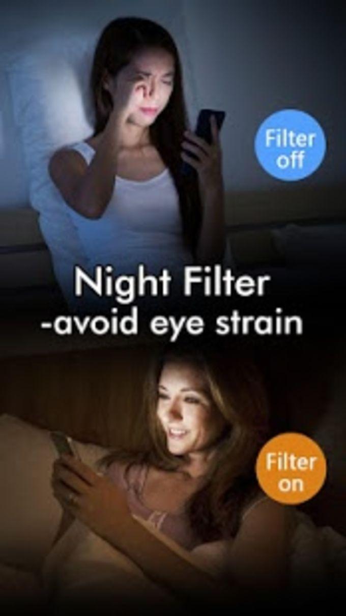 Night Mode-Blue Light Filter