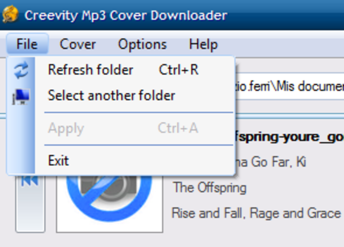 Mp3 Cover Downloader