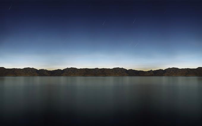 Wallpaper - Pyramide Lake
