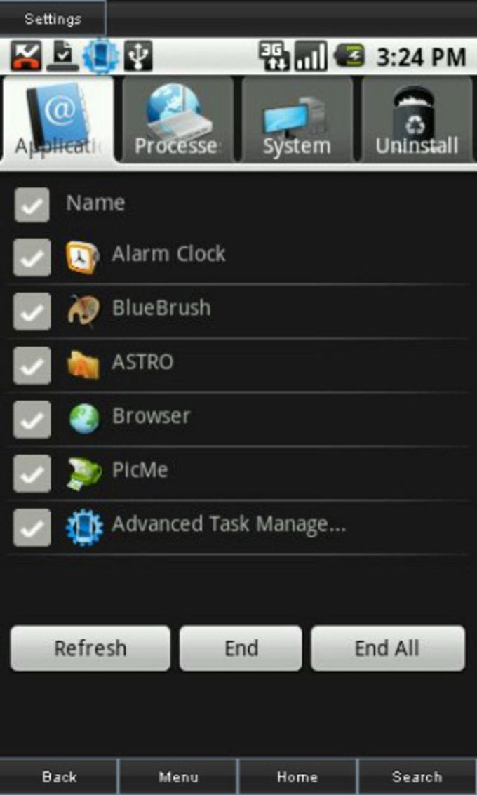 Free Advanced Task Manager