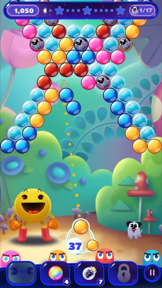 PAC-MAN Pop - Bubble Shooter Match 3
