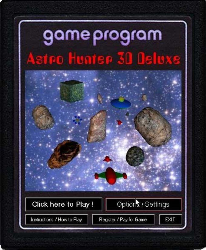 Astro Hunter 3D Deluxe
