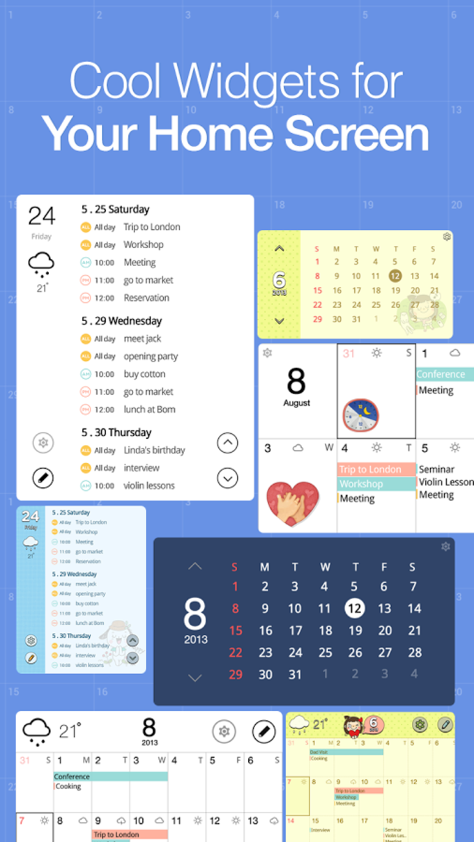 Solカレンダー - SolCalendar