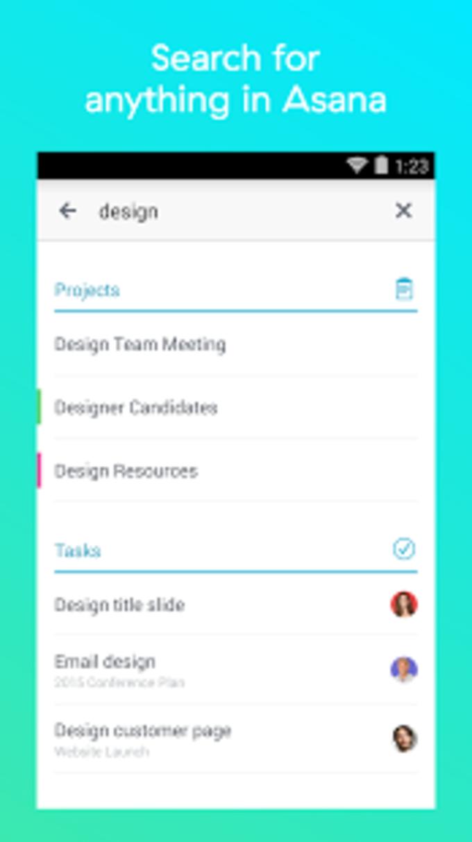 Asana: Team Tasks & Projects