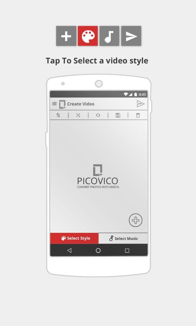 Picovico Slideshow Maker