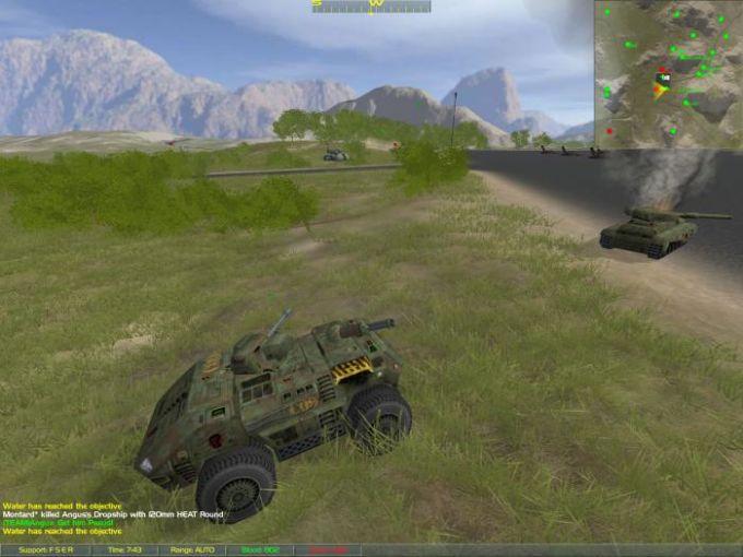 DropTeam Multiplayer