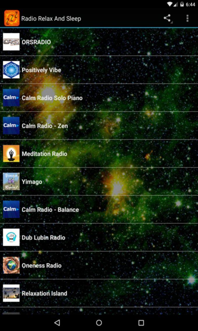 Radio Relax & Sleep
