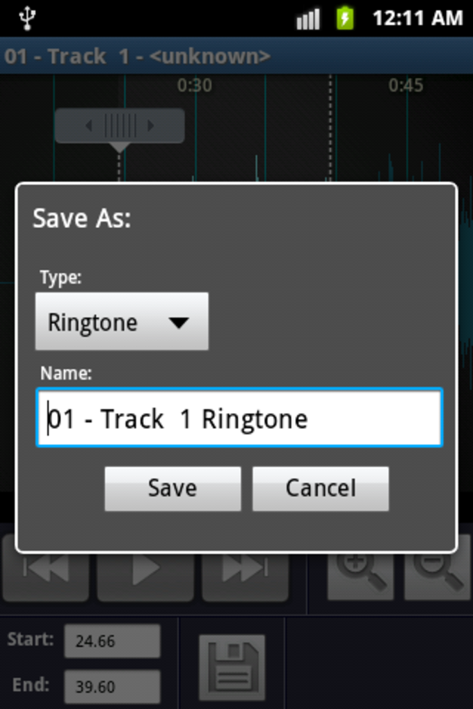 Ringtone Maker MP3 and cutter