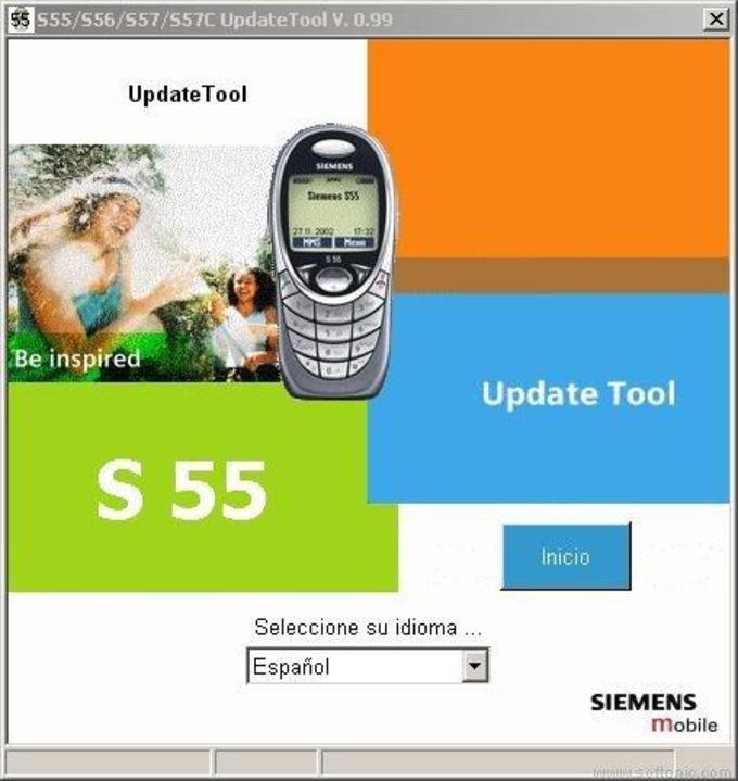 Actualización Siemens S55