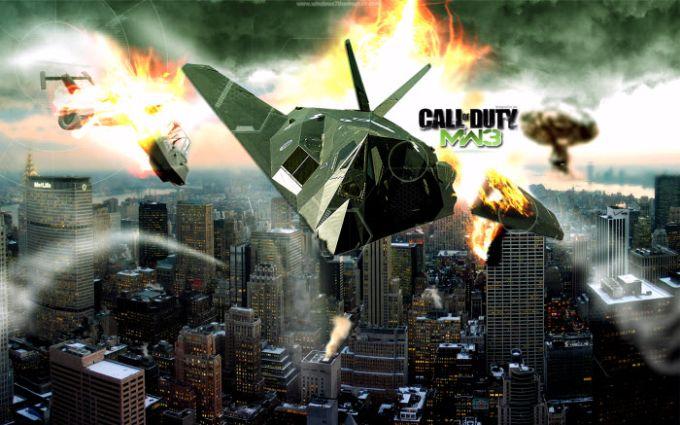 Tema Call of Duty: Modern Warfare 3