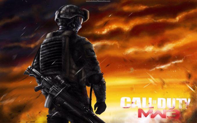 Tema de Call of Duty: Modern Warfare 3