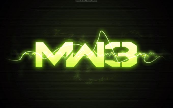 Tema Call of Duty: Modern Warfare 3