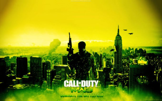 Tema de Call of Duty: Modern Warfare 3