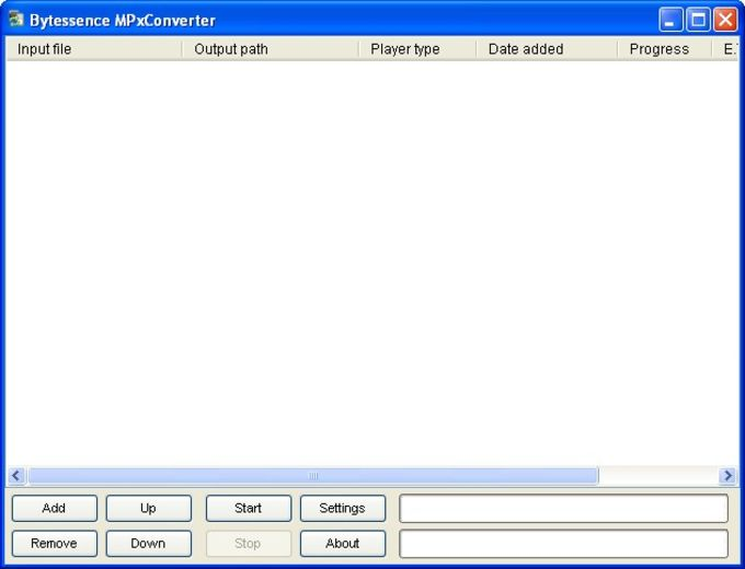 Bytessence MPxConverter