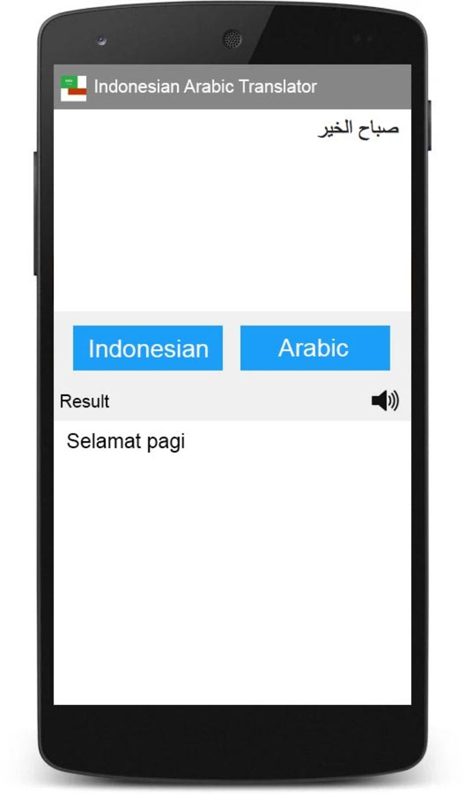 Indonesian Arabic Translator