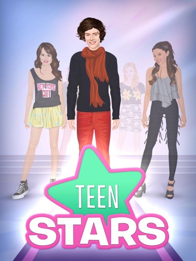 Stardoll Dress Up Teen Stars