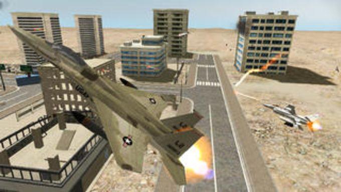 Air Supremacy Fighter Jet Combat