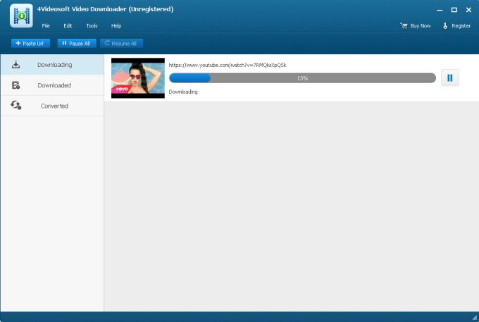 4Videosoft Video Downloader