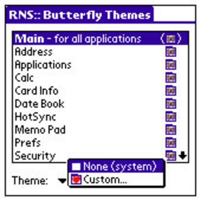 Butterfly Themes