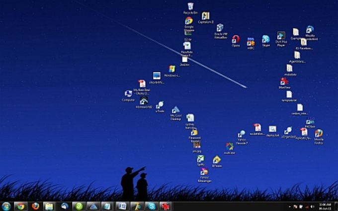 Desktop Modify