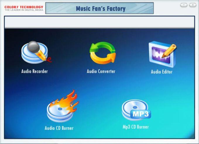 Music Fans Factory