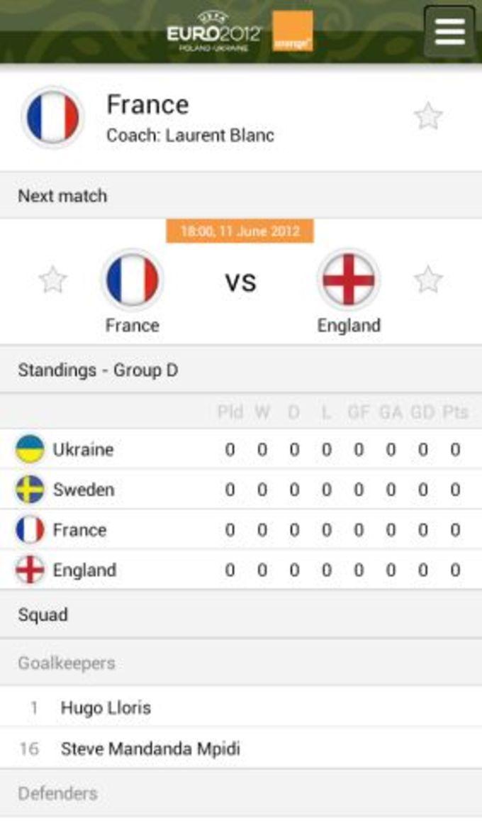 PROGRAMME EURO 2012 FOOT EBOOK DOWNLOAD