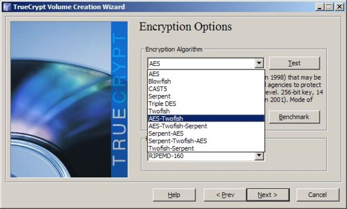 TrueCrypt