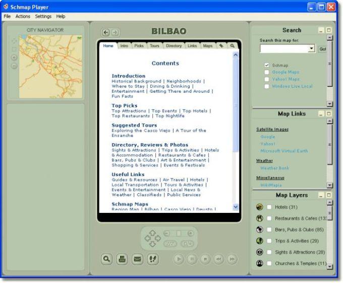 Schmap Bilbao Guide