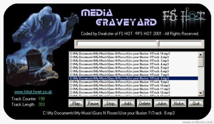 Media Graveyard