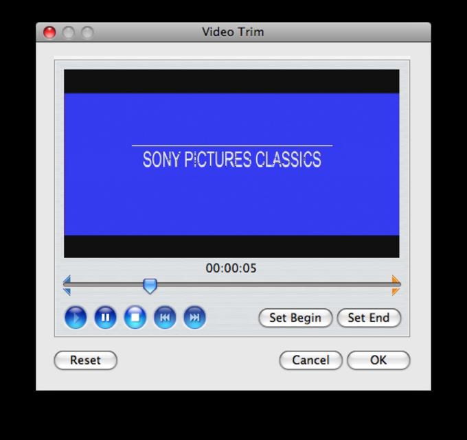 Xilisoft DVD to iPod Converter