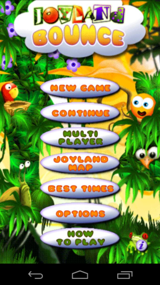 Joyland Bounce