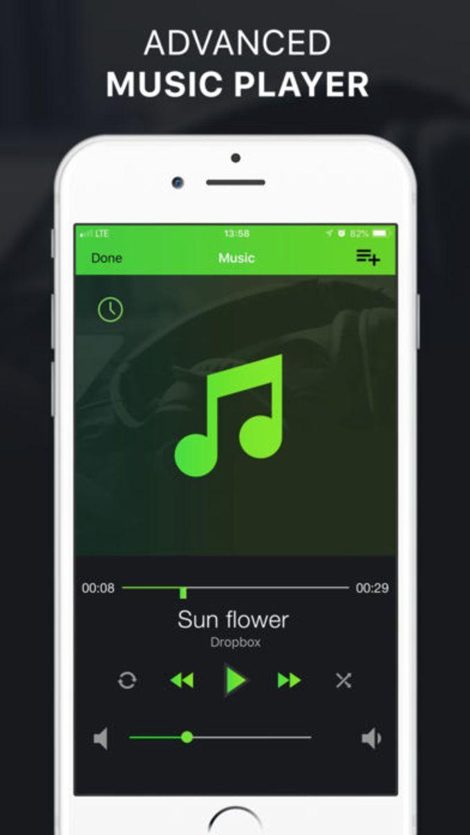 Music FM: Offline Mp3 Player