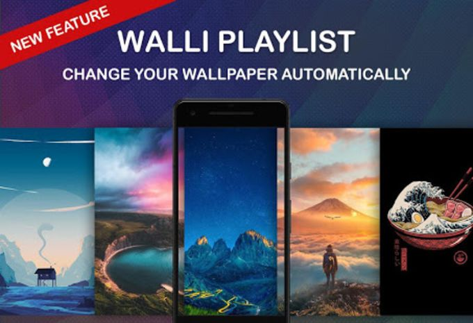 Walli - 4K HD Wallpapers  Backgrounds