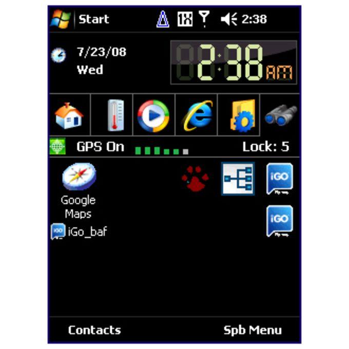 GPS Toggle