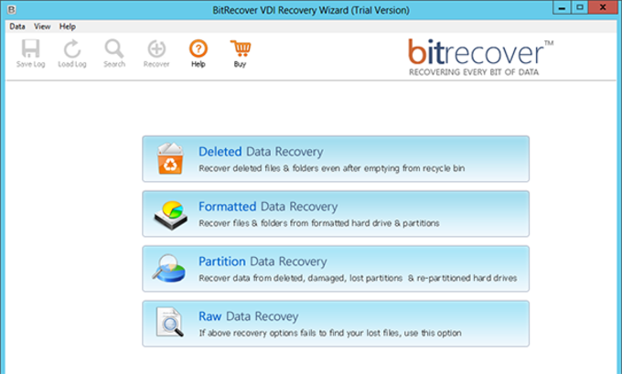 VDI Recovery Wizard