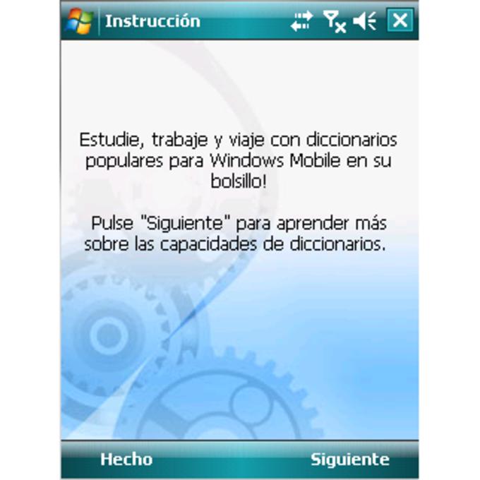 SlovoEd Compact English-Spanish, Spanish-English dictionary
