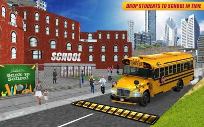 School Bus Simulator 3D Drive
