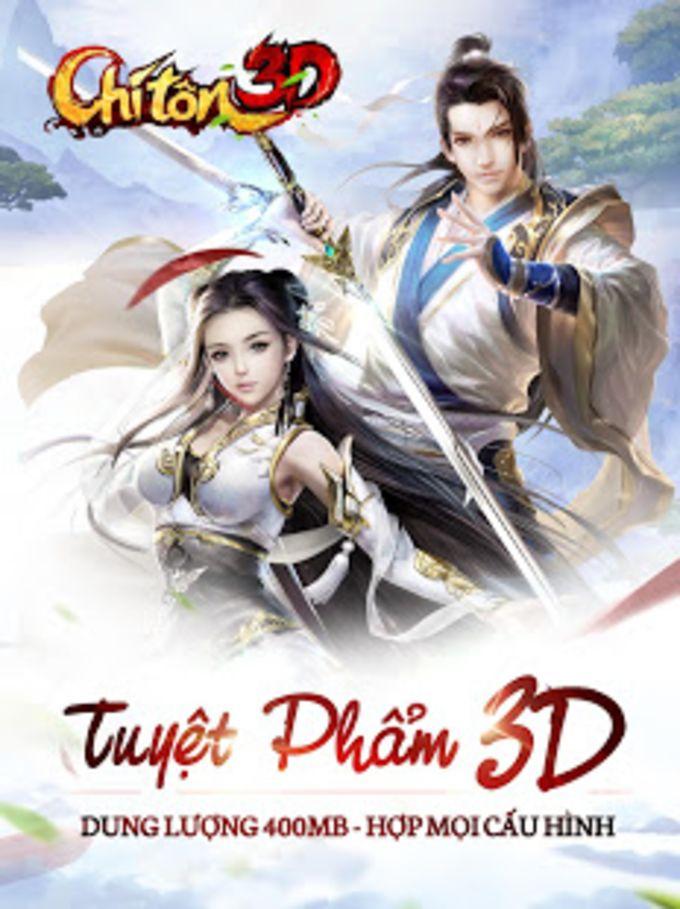 Chí Tôn 3D - Võ Lâm Tranh Bá