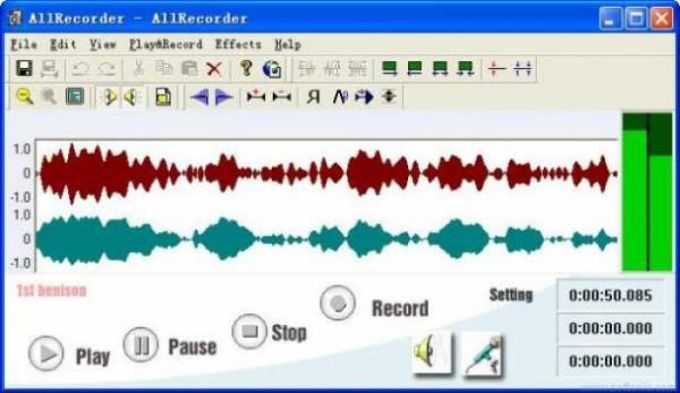 All Recorder