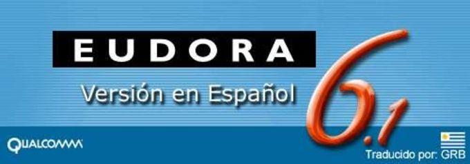 Traductor al español para Eudora 6.1.2.0
