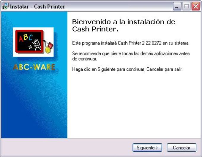 Cash Printer