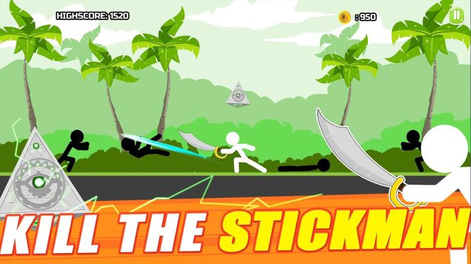 Stickman Fight - Craft Game