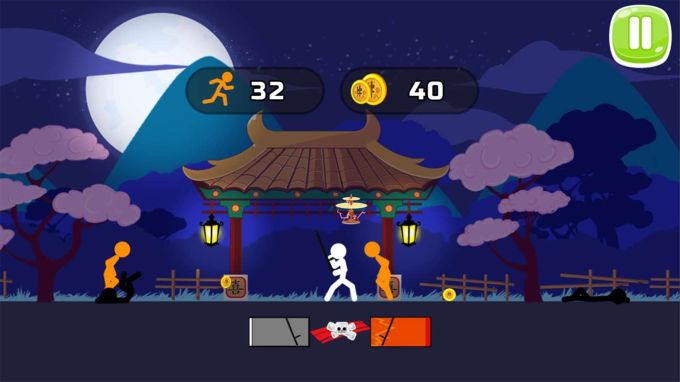 Stickman Fight - Craft Game