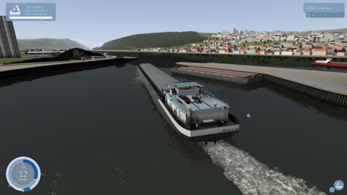 River-Simulator 2012