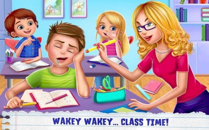 My Teacher - Classroom Play