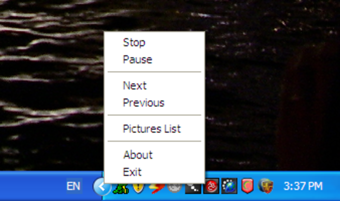 Moody Desktop